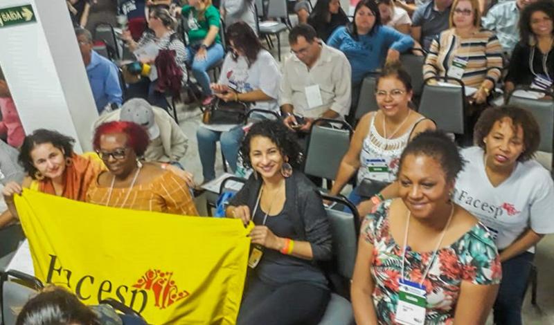 FACESP presente na 8ª Conferência Estadual de Saúde de São Paulo
