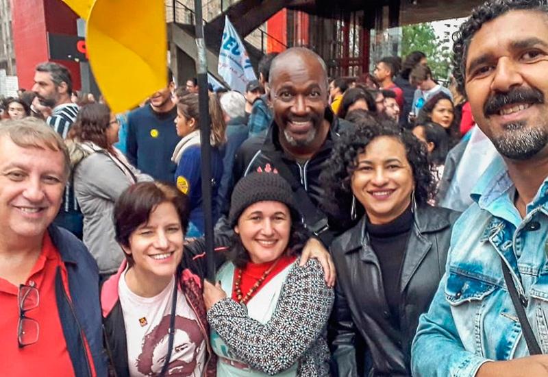 FACESP participa do Dia Nacional em Defesa da Educação e contra a Reforma da Previdência