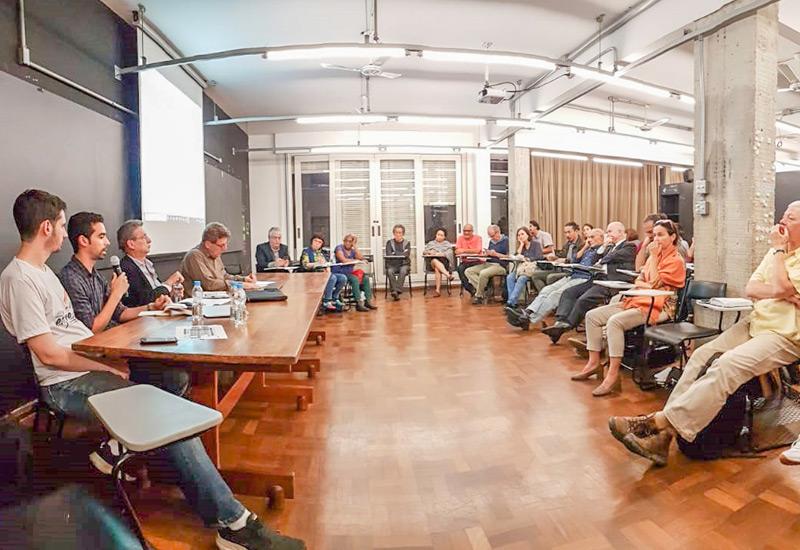 """Conferência """"São Paulo Sua"""" debate a crise urbana com a presença de movimentos"""