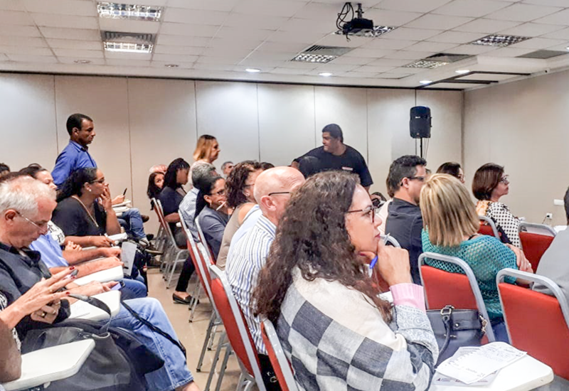 Audiência com Secretaria Estadual de Habitação termina sem proposta para os movimentos