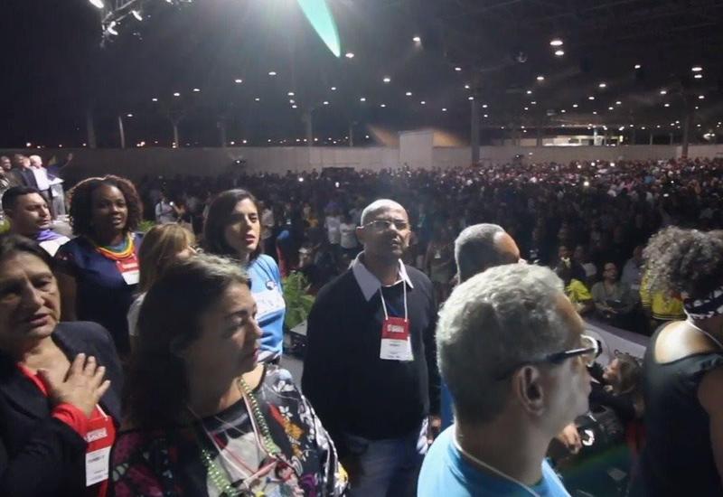 Vídeo Oficial – 16ª Conferência Nacional de Saúde
