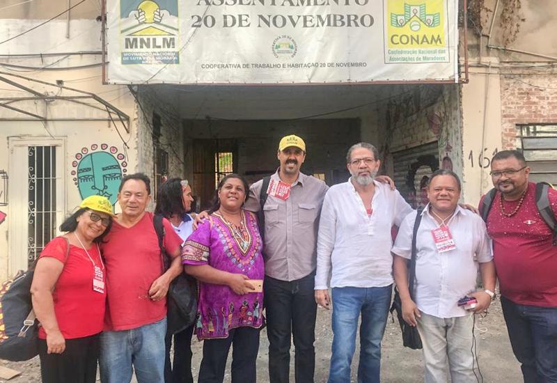 CONAM e FACESP participam do FSR – Fórum Social das Resistências em Porto Alegre