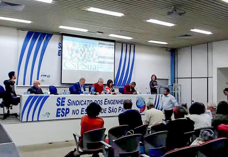 Lançamento da Conferência São Paulo Sua