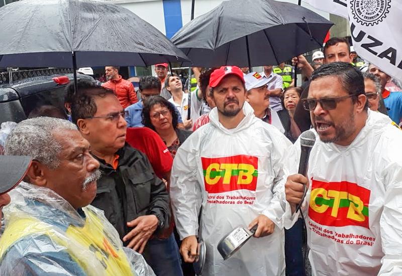 Centrais Sindicais e Movimentos Populares inauguram 2020 com Luta!