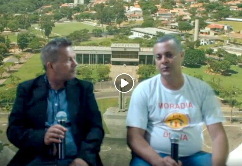 Entrevista com Presidente da Associação de Sem Teto de Americana