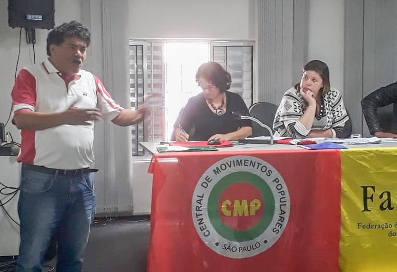 FACESP constrói a unidade para o Conselho Municipal de Saúde em São Paulo