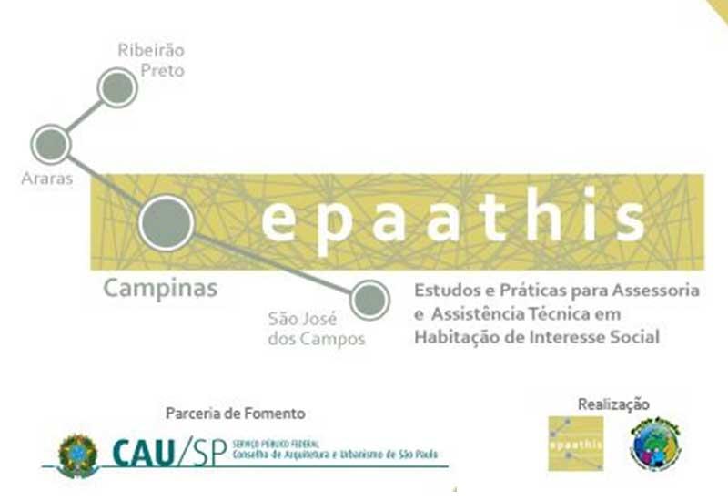Projeto Gerações celebra parceria com Conselho de Arquitetura e Urbanismo de São Paulo (CAU/SP)