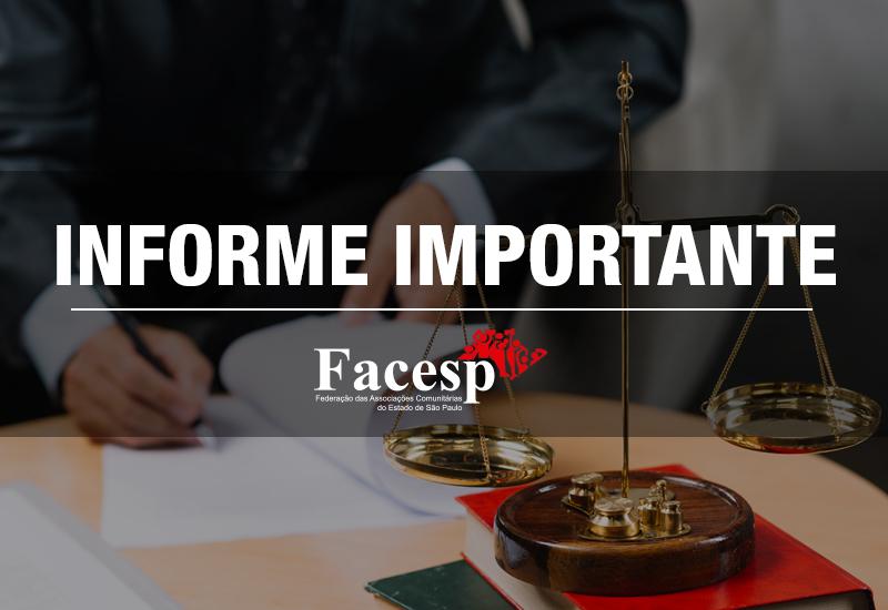 Nota de Informação – FACESP