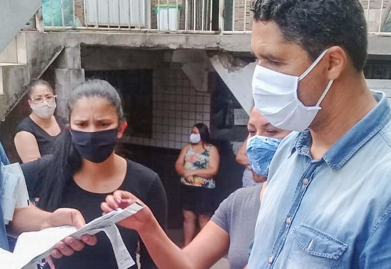 Comunidade se organiza e consegue reverter aumento abusivo da tarifa de água