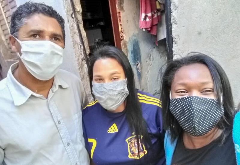 Organização e solidariedade no combate ao Coronavírus!