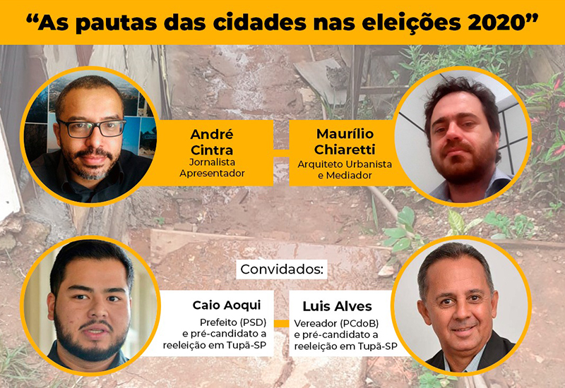 Programa Direitos Humanos e Cidades – Rádio Boa Musica FM|As pautas das Cidades nas Eleições 2020