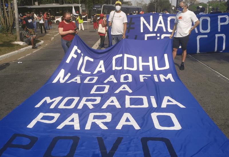 Movimentos e sindicatos voltam às ruas para defender serviços e patrimônio públicos