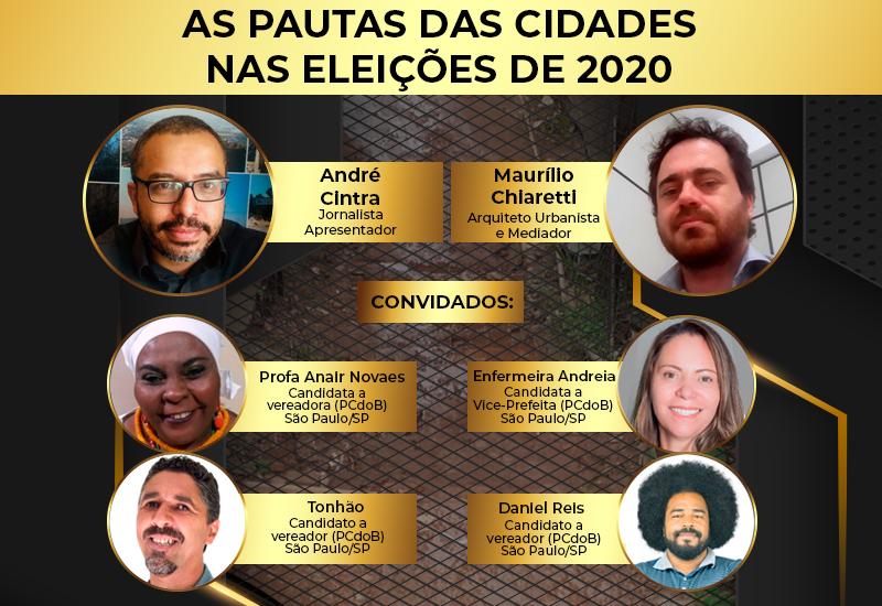 Programa Direitos Humanos e Cidades – Rádio Boa Musica FM | As Pautas das Cidades nas Eleições de 2020