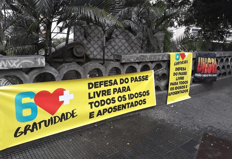 FACESP na Defesa do Direito ao Passe Livre do Idoso
