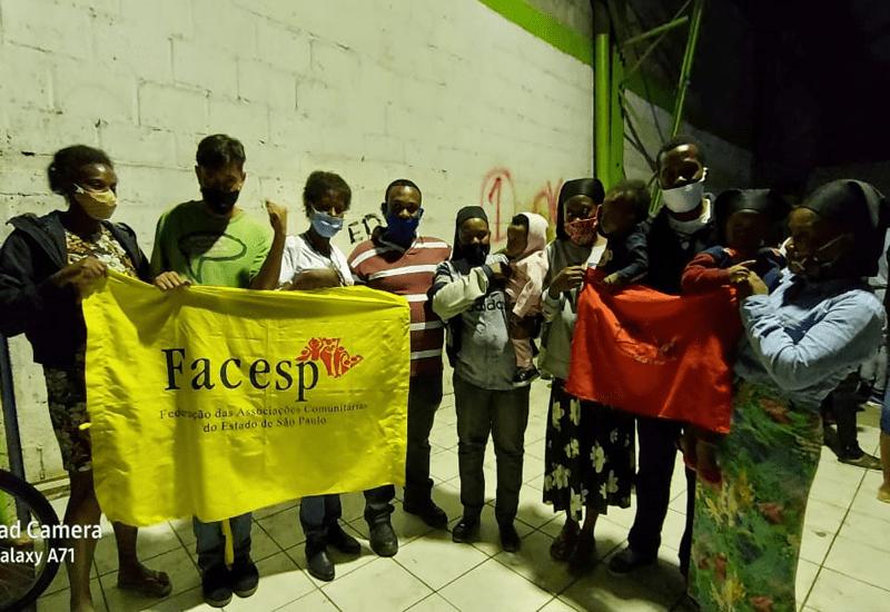 Movimentos Unidos pela Ocupação Porto Príncipe