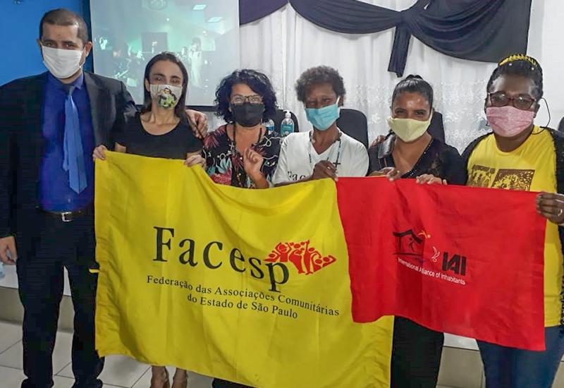 Movimento Comunitário em Defesa da Moradia na Vila Industrial