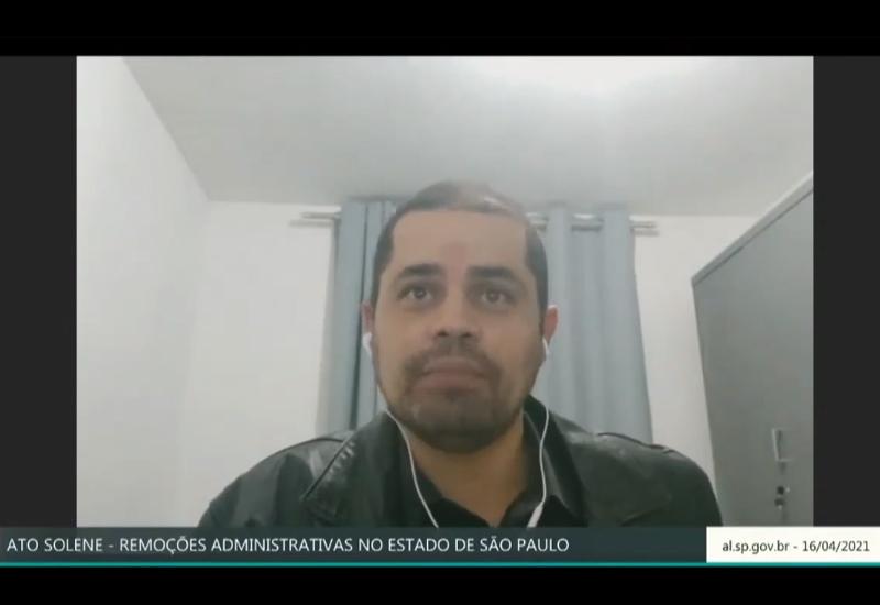 FACESP é voz ativa na Audiência Pública da Assembleia Legislativa sobre Remoções Administrativas no estado de São Paulo