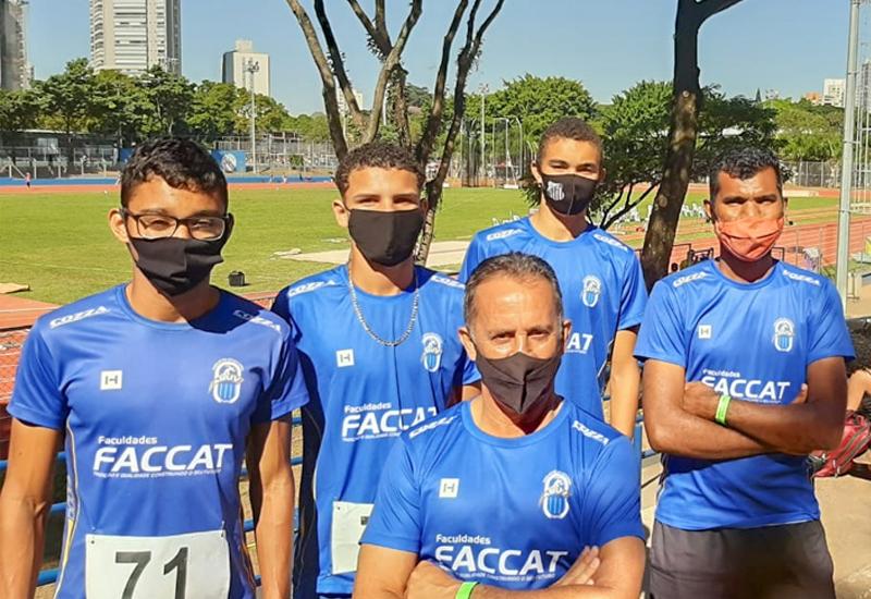Entidade Comunitária filiada a FACESP traz atletas a Capital para…