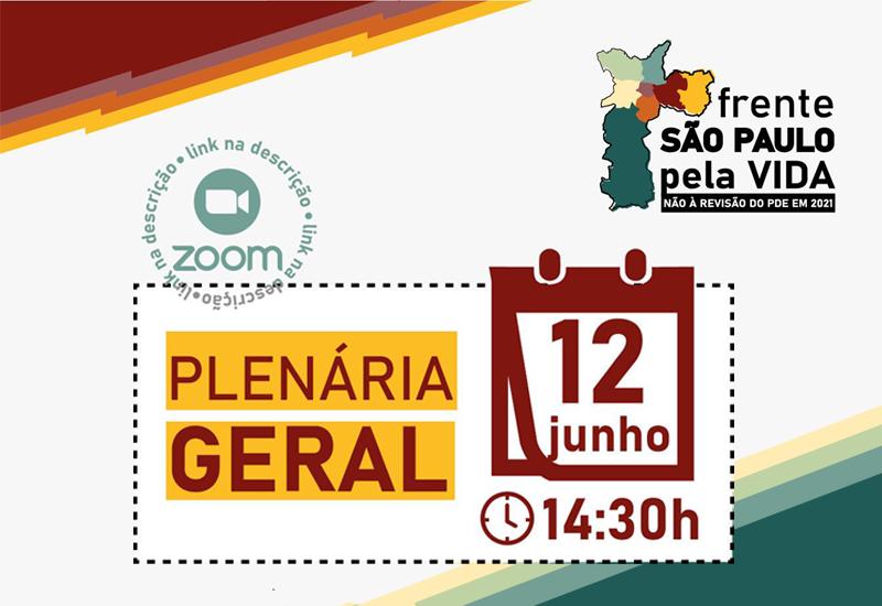 FACESP fortalece a plenária da Frente São Paulo pela…