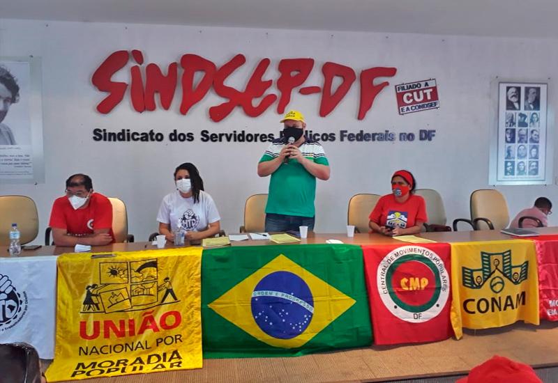 FACESP vai a Brasília fortalecer o Dia Mundial do Habitat e protestar contra a política da morte de Bolsonaro/Guedes